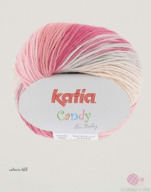 Laine KATIA - Candy For Baby à tricoter